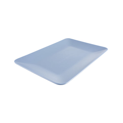 Gray Rectangular Platter