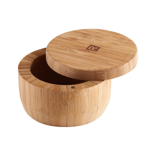 Wooden Salt and Pepper Caddy
