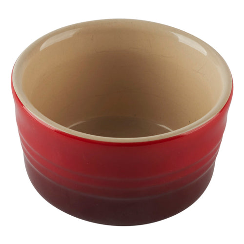 Red Ramekin