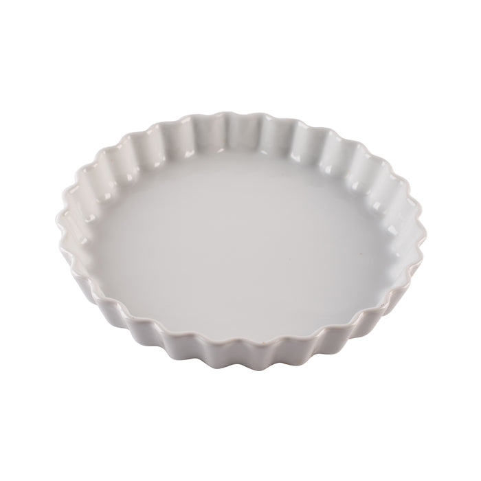 White Pie Dish