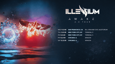 Awake 2.0 Tour Dates Announced!