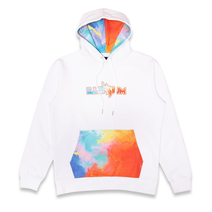 Colored Pocket Hoodie Hoodie Illenium