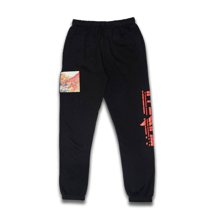 Glitch Patch Sweatpants Sweats Illenium