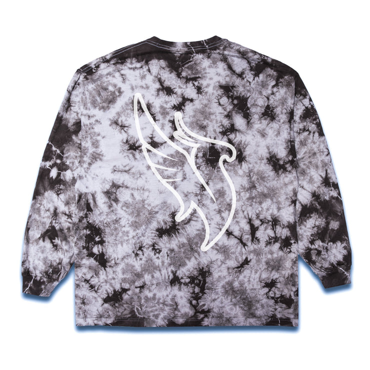 Phoenix Crystal Dye Long Sleeve Long Sleeve Illenium