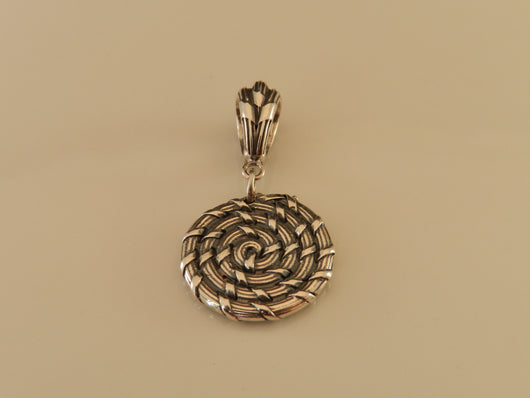 Sweet Grass Artistry Inspired: Bulls Bay Small Pendant