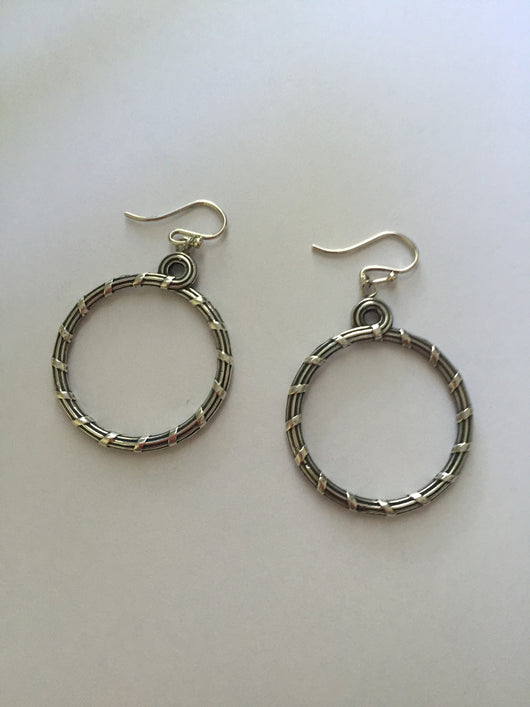Sweet Charleston's Cooper River Large Dangle Earrings