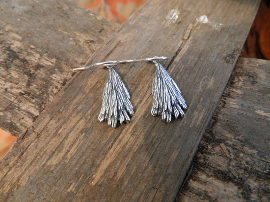 Farm Life Collection: Sterling Silver Earrings