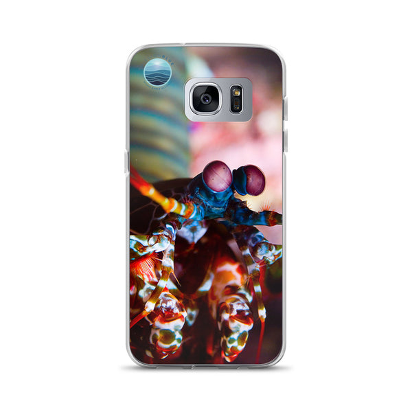 Samsung Case with Mantis Shrimp!