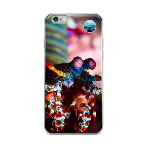 iPhone Case with Mantis Shrimp!