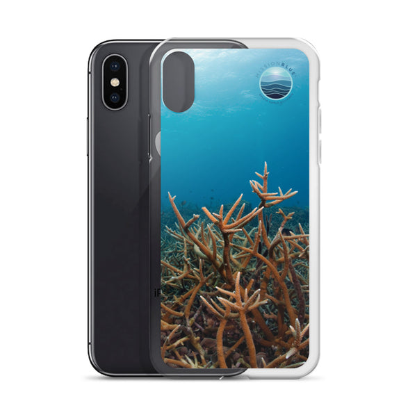 iPhone Case with Staghorn Coral!