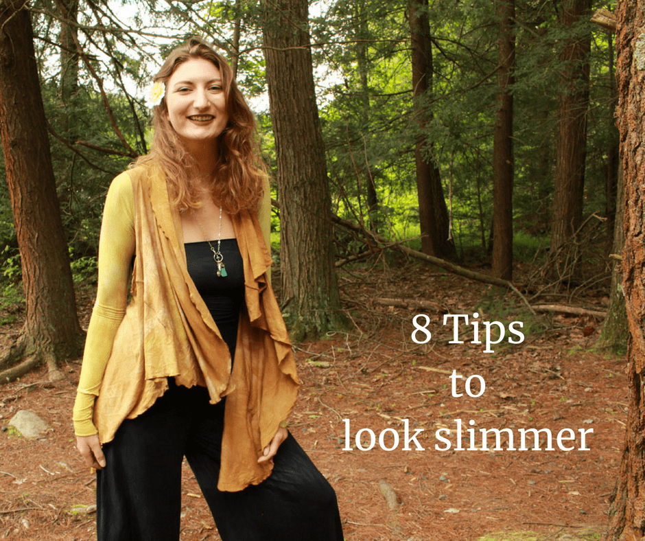 8 Tips to look Slimmer