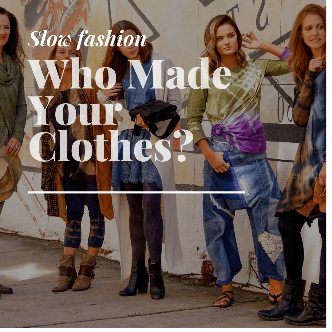 Are you part of the Fashion Revolution?