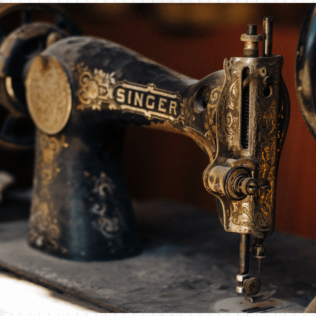 The Sewing Machine-Who New?
