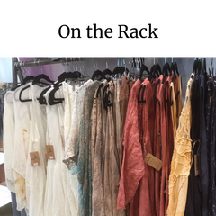 on the rack