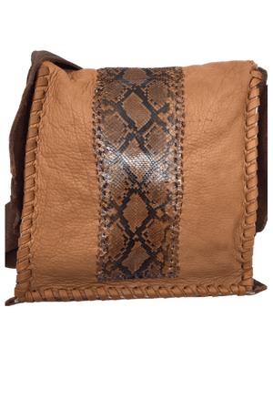 Journey bags Handbag Python Bag