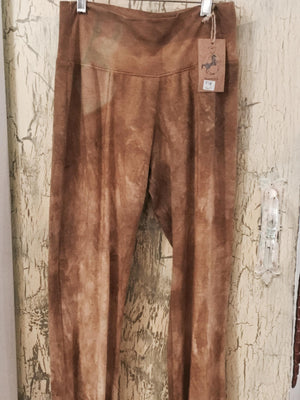 n/a On the Rack Small / Suede Diana Cotton Yoga Pant On the Rack