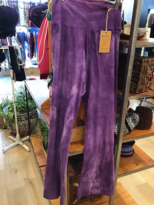 n/a On the Rack Small / Violet Diana Cotton Yoga Pant On the Rack