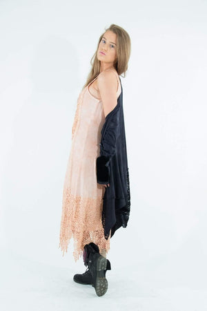 n/a Shop Small / Blush Ariel Slip dress on the rack