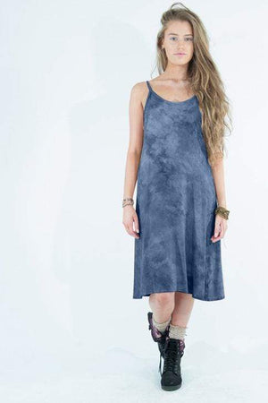 n/a Shop Small / Denim Tina Slip