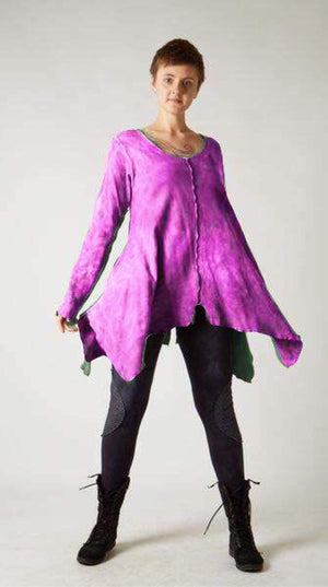 n/a Shop XS / Magenta Elly Tunic on the Rack