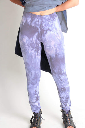 Steel Pony Bottoms XS / Grey Scrunch Dye Lisa Legging