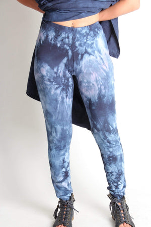 Steel Pony Bottoms XS / Ink Scrunch Dye Lisa Legging