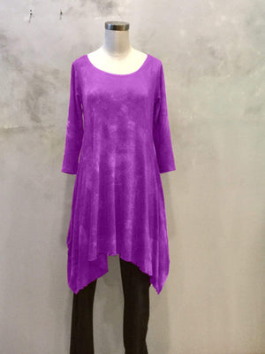 Steel Pony Small / Violet Randy Tunic Dress on the Rack