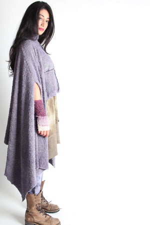 Steel Pony Sweater Jo Sweater Poncho