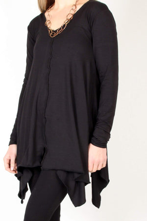 Steel Pony tunic BLK Aura Tunic