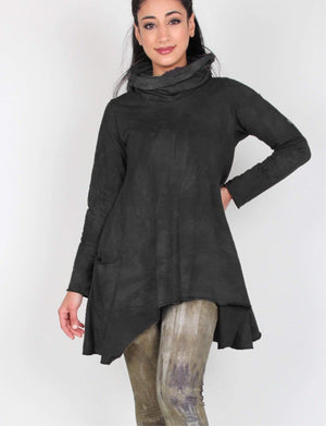 Steel Pony tunic Shipley high low top on the Rack