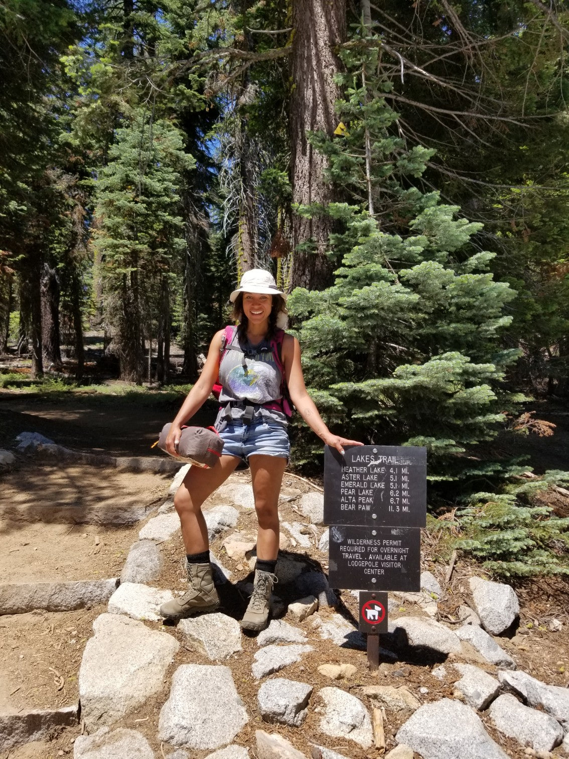 Sequoia National Park (End of Trip)