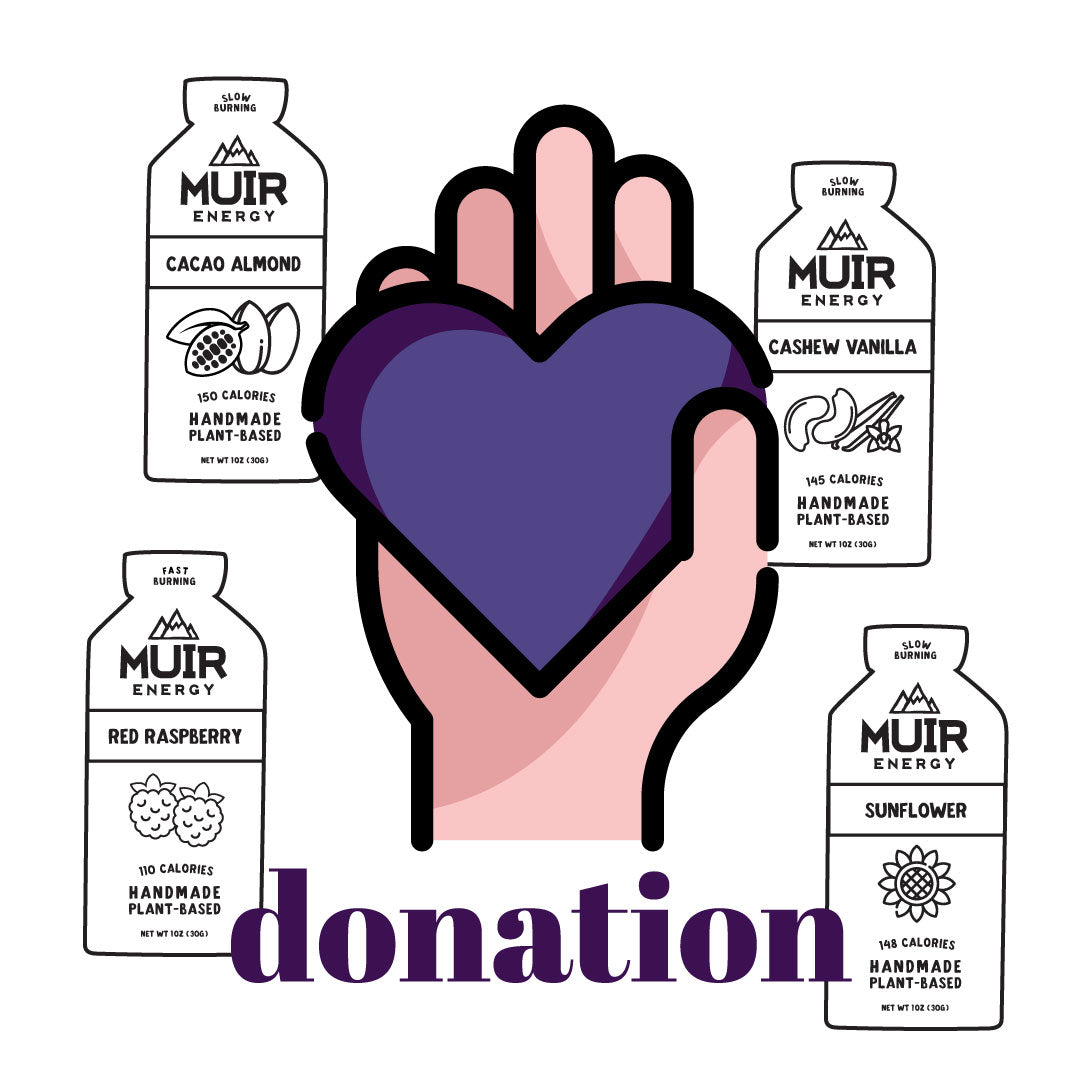 Energy Gel Donation: Support Healthcare Workers