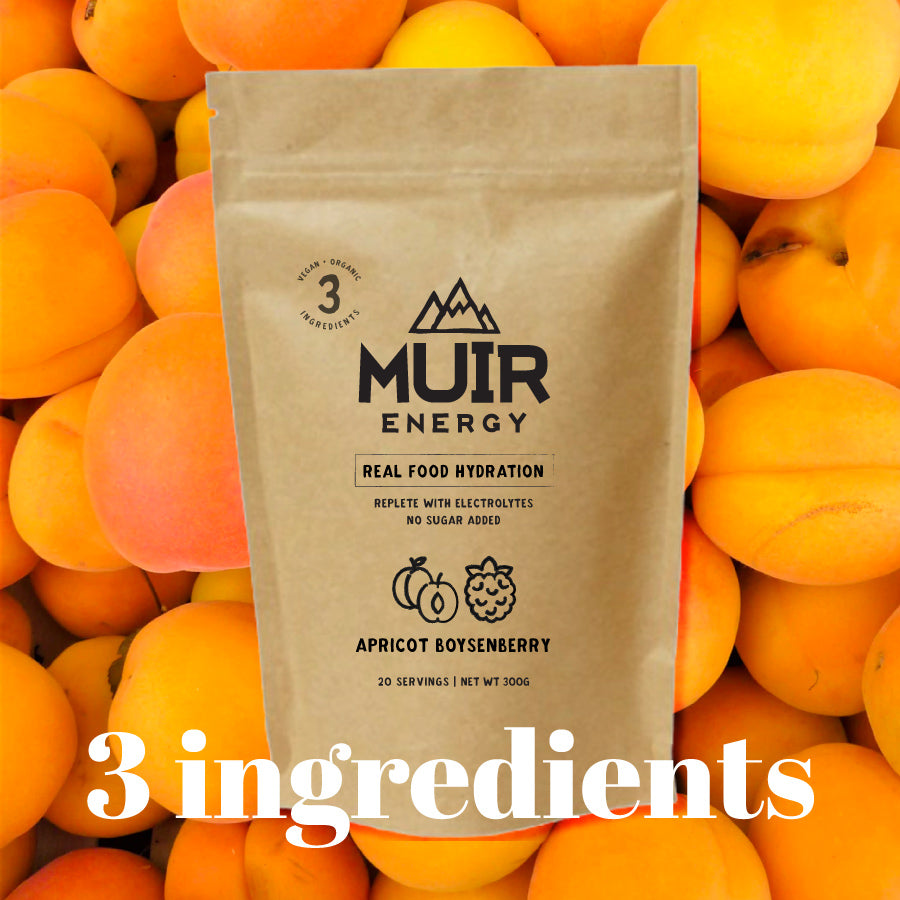 MUIR Hydration Sample Pack, Unsweetened (3 Servings)