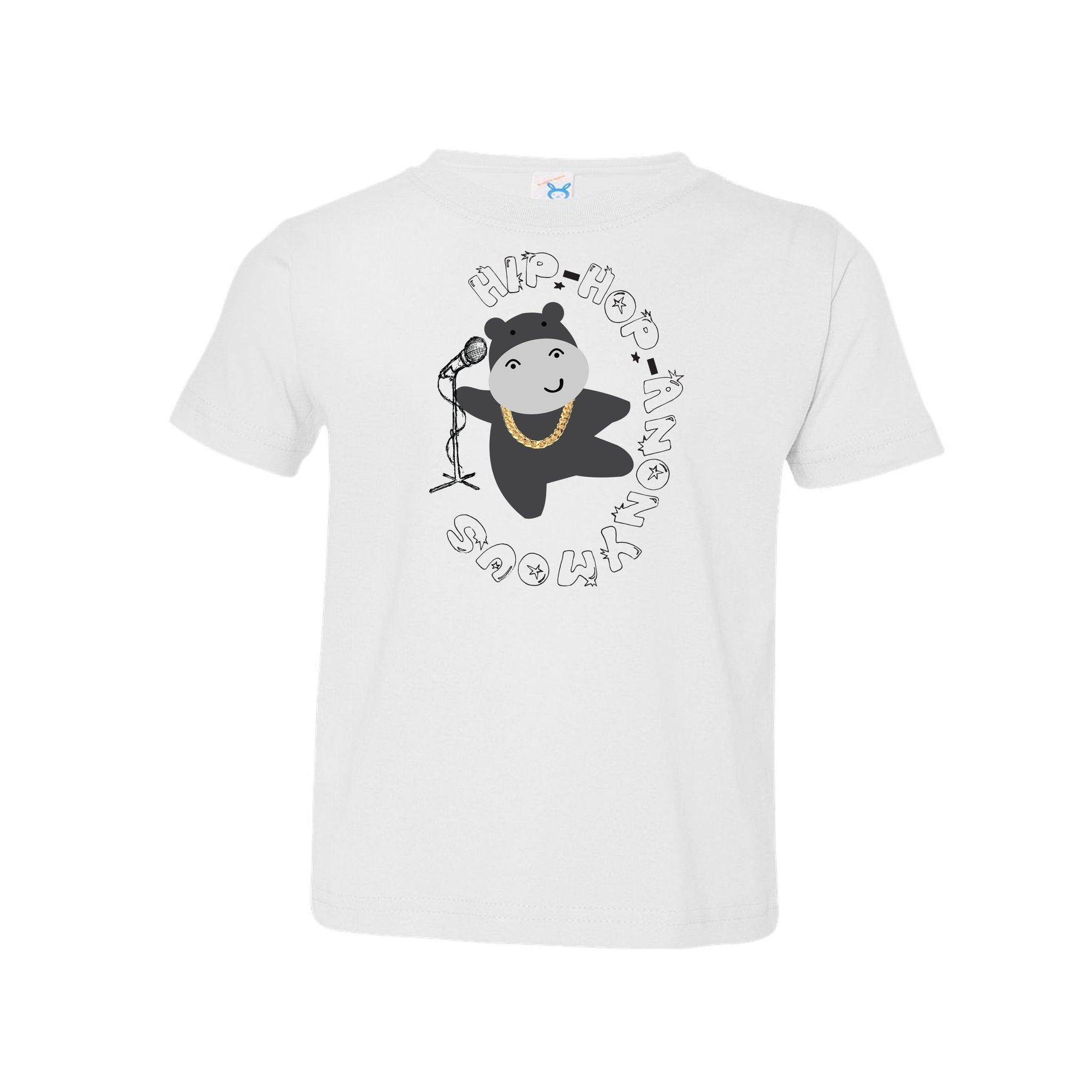 Hip Hop Anonymous - Toddler Tee