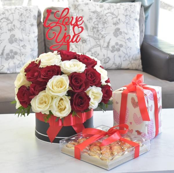 Our Grand Gifts of 101 Roses