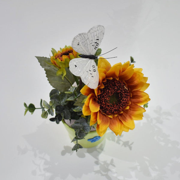 DIY for kids - Sunflower -  Flower Gift  by Flower Station Dubai