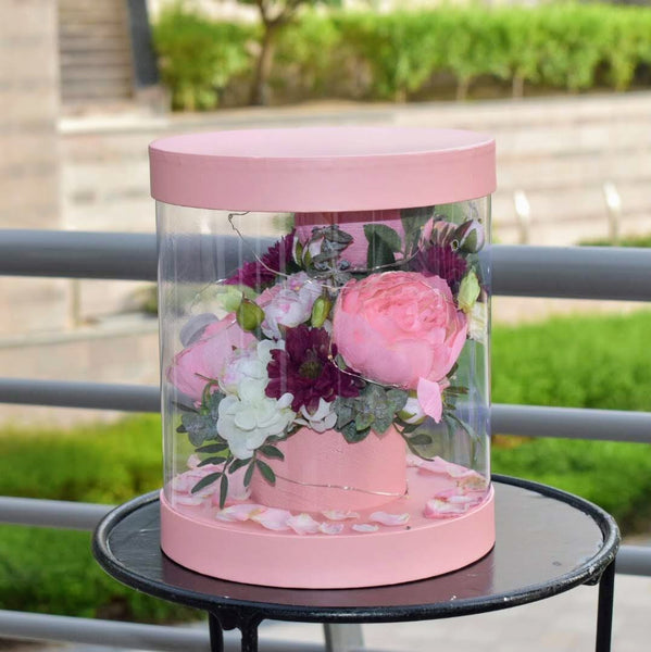 Pink Perfection -  Floral Gifts - The Flower Station