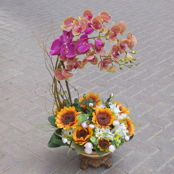 Delightful - Artificial Flowers - Flower Station Dubai