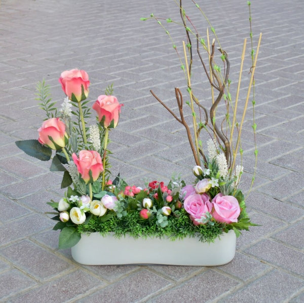 Angelic - Artificial Flowers -  Flower Delivery - Flower Station Dubai