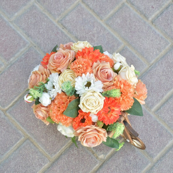 Sunshine - Artificial Flowers -  Flower Delivery - Flower Station Dubai