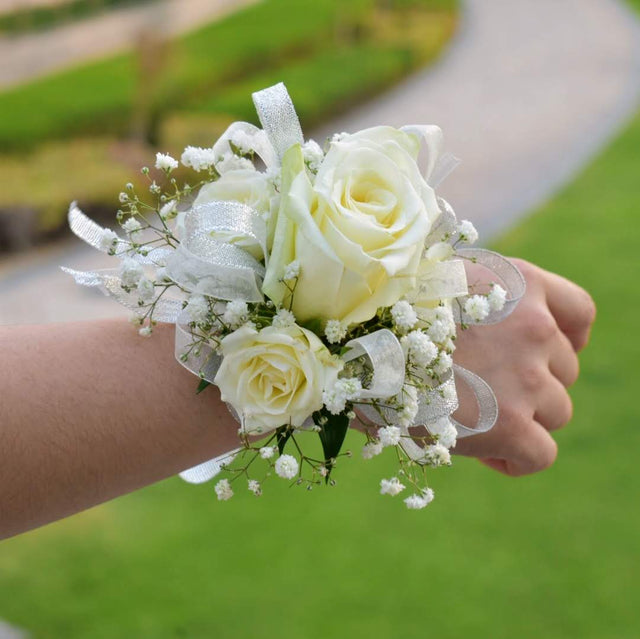 Angelic - Corsage -  Flower Delivery - Flower Station Dubai