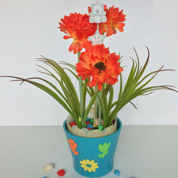 DIY for kids - Daisy -  Flower Delivery - Flower Station Dubai
