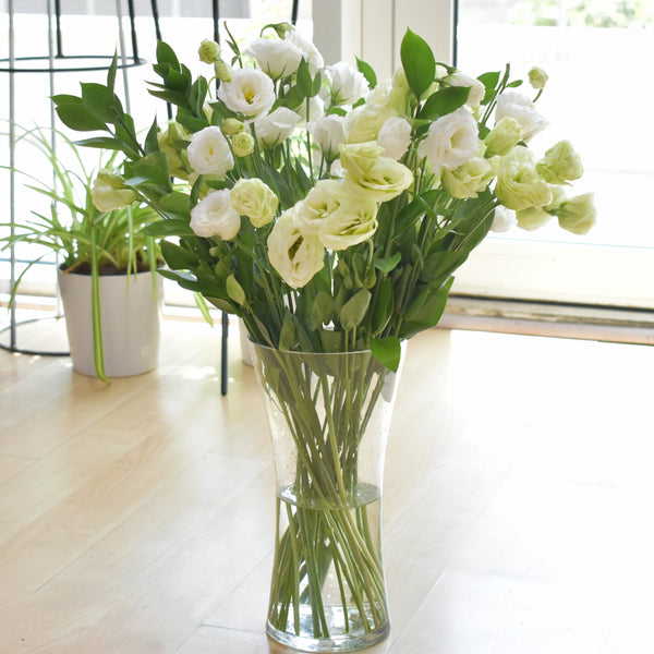 Enchanting Eustoma -  Flower Gift  by Flower Station Dubai