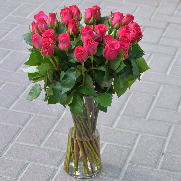 Garden Rose -  subscription - The Flower Station