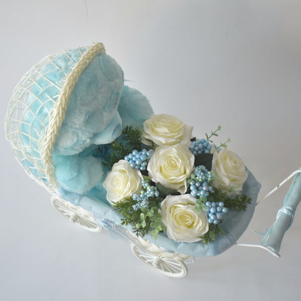 It's a Baby Boy! -  Flower Delivery - Flower Station Dubai