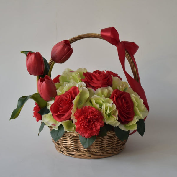 Fascination  - Artificial Flowers -  Decors - The Flower Station