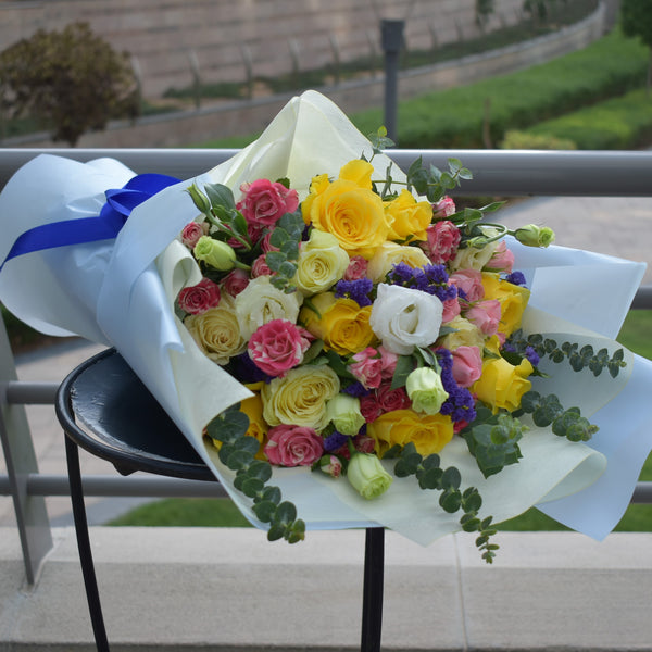 Adorable - Mixed Bouquet - Flower Station Dubai