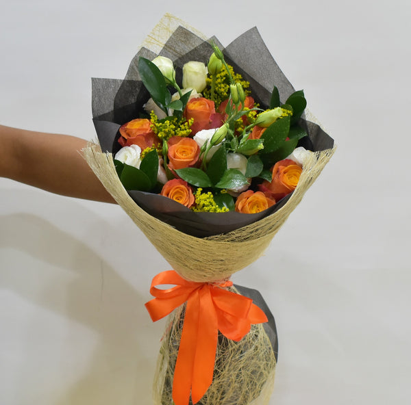 Serenity - Mixed Bouquet -  Floral Gifts - The Flower Station