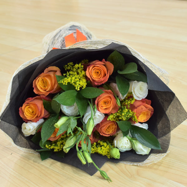 Serenity - Mixed Bouquet -  Flower Gift  by Flower Station Dubai