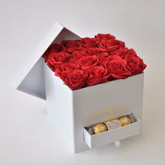 Flawless - Flower Box -  Floral Gifts - The Flower Station